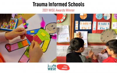 Travmaya Duyarlı Okul Programı ile 2021 WISE Ödülü'ne Layık Görüldük!